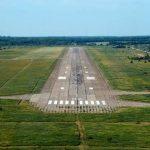 Запорожский аэропорт вспомнил о ремонте ВПП