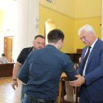 В Дарницком районе участникам АТО дали 35 квартир