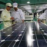 Китай вытеснил почти всех конкурентов на мировом рынке солнечных батарей