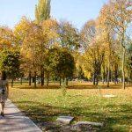 В Киеве обновили еще один парк