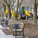 К осени в Киеве отремонтируют 8 парков и скверов