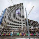 В Киеве остановят строительство 15 объектов