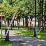 «Куреневский» парк обновили