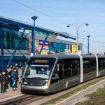 В Киеве обновят меньше половины станций скоростного трамвая
