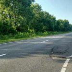На ремонт дороги из Сум в Полтаву дали деньги