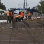 Одну часть Борщаговского путепровода отремонтируют к концу года