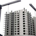 Объем строительства жилья за полугодие снизился
