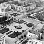 Как выглядел украинский город Донецк в 50-е годы. Видео