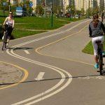 В Киеве появятся две велодороги длиной 12 км