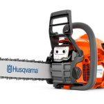 Husqvarna выпустила новые цепные бензопилы