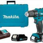Makita представила новую аккумуляторную дрель-шуруповерт