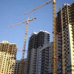 Количество построенного жилья в Киеве выросло