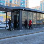 Остановки общественного транспорта станут теплыми