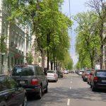 Улица Пушкинская в Киеве уделит внимание пешеходам