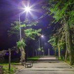 В Днепре за 107 млн. грн. реконструируют парк