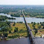 Перенос дач из-под Подольского моста обойдется в 109 млн. грн.