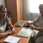 Ипотечный центр Киева подписал соглашение с АГУ