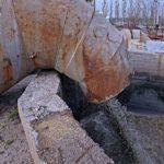 У залива Южный Ковш реконструируют очистные сооружения