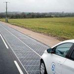Автомобильную дорогу из солнечных батарей признали провальным проектом