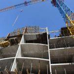 В первом полугодии началось строительство 62 тыс. квартир