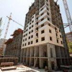 В первом полугодии построили 2,8 млн. кв. м жилья