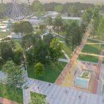 """В """"Гидропарке"""" устроят парк аттракционов"""