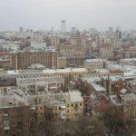 В двух районах Киева стоимость жилья выше среднего