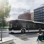 В Бельгии представили новейший электрический автобус. Фото и видео