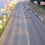 По Набережному шоссе проложат велодорожку