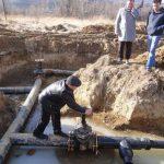 Реконструкция водопровода в Бориславе продлится больше года