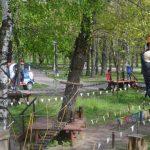 В парке «Победа» обустроят зону активных развлечений