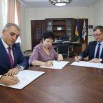 В Николаеве АГУ и Госмолодежьжилье подписали меморандум