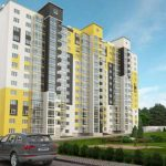 Во Львове узаконили строительство жилья на участке под садик