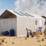 В жилье для беженцев просто добавят воды