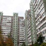 Жилой дом в Киеве в два раза снизил потребление тепла