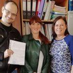 Запорожье подписало три договора не предоставление жилья