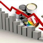 В Украине снизилось производство лакокрасочных материалов