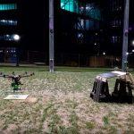 Курьезы: создан дрон-гвоздомет для строительства. Видео