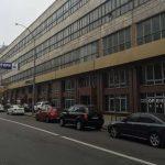 ГАСК разрешил построить админздание с парковкой на месте завода
