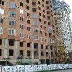 Продажи первичного жилья в Киеве упали
