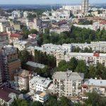 Средняя стоимость жилья в Киеве в октябре 2019 г.