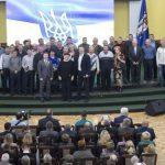 Сотня сотрудников уже 35 лет в «Киевавтодоре»