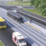 Трамвай по Алматинской будет ходить тихо