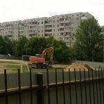 На реконструкции стадиона в Киеве разгорается скандал