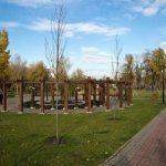 В Киеве обновили еще 9 га лучшего парка