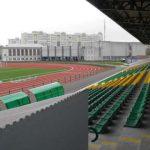 В черниговской школе олимпрезерва обновили стадион