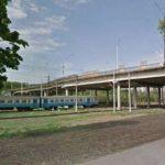 У железнодорожной станции отремонтируют путепровод
