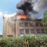 ЕИБ поможет восстановить сгоревшую школу