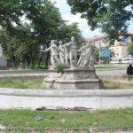 В Запорожье реконструируют сквер Пионеров