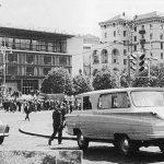 В Украине был создан самый футуристичный микроавтобус в СССР. Фото
